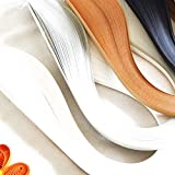 Juya Paper Quilling Set 600 Strips 6 Colors 39cm