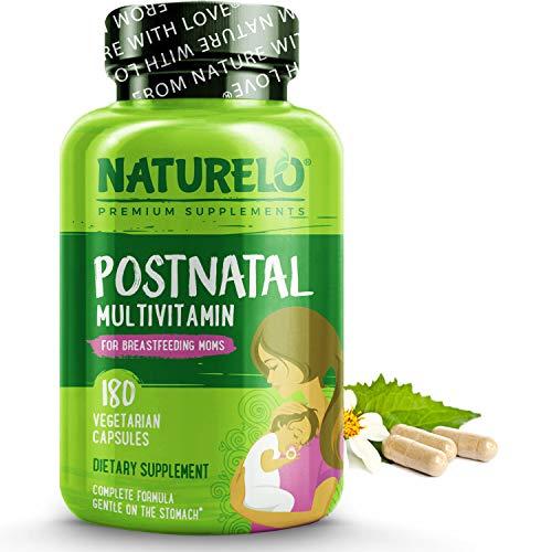 Naturelo Postnatal Multivitamin