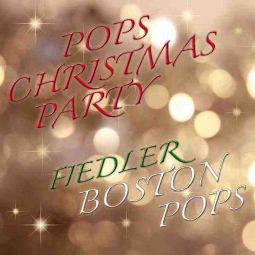 Boston Pops Orchestra with Arthur Fiedler (Pops The Boston Christmas Album)