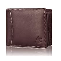 HORNBULL Brown Mens Wallet