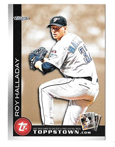 (2010 Topps Ticket to Topps Town GOLD - TORONTO BLUE JAYS)