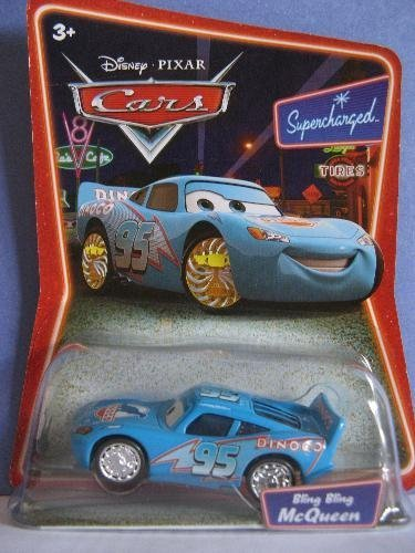 (Disney's Pixar Cars Super Charged Bling Bling)