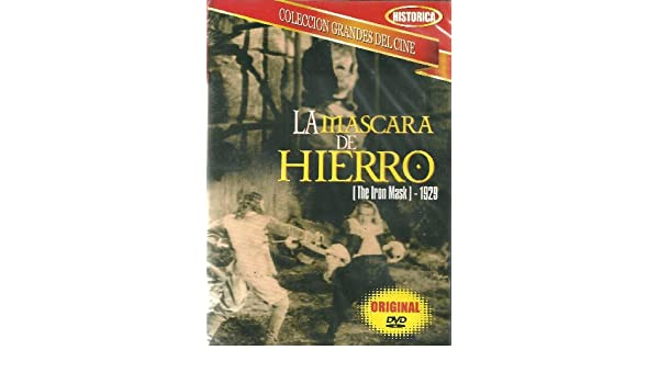 Amazon.com: La Mascara De Hierro (The Iron Mask) 1929: Douglas Fairbanks;Belle Bennett;Marguerite De La Motte;Dorothy Revier;Vera Lewis;Rolfe Sedan;Etc., ...