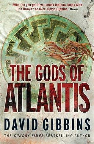 book cover of The Gods of Atlantis