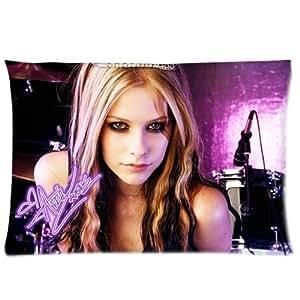 Avril Lavigne Queen Pillowcases 20x26 Inch