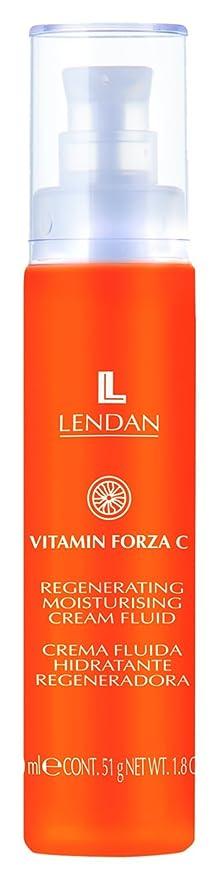 Lendan LD BZA Crema Fluida Facial Vitamina C - 50 ml