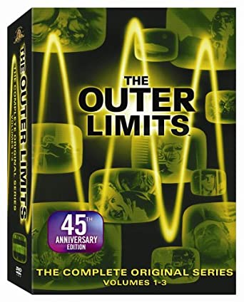 Amazon com: The Outer Limits - The Complete Original Series