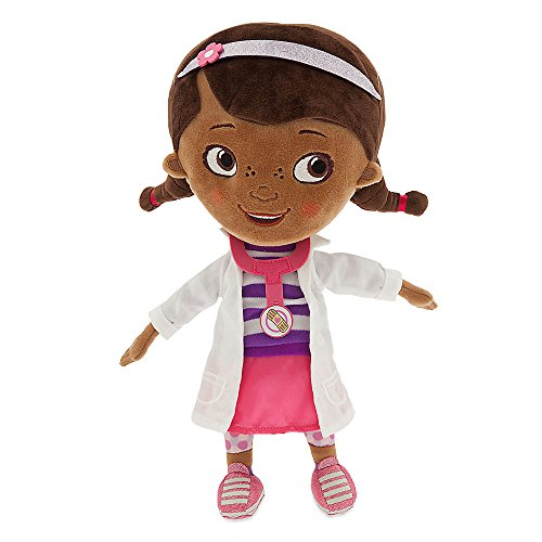 Disney Doc McStuffins Plush Doll - Small - 12 Inch