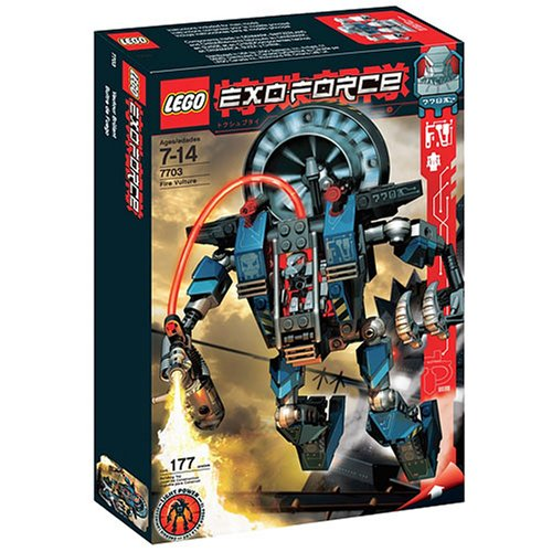 Top 9 Best LEGO Exo-Force Sets Reviews in 2020 3