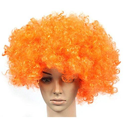 Set o (Disco Afro Wig In Black)