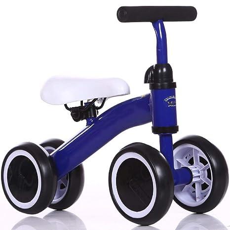 LGLE Entrenamiento del Equilibrio Mini Bicicleta de Bebé sin ...