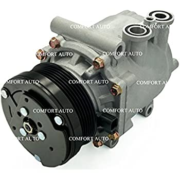 2002 2003 2004 2005 Ford Explorer V6 4.0L New AC Compressor with Clutch 1 Year