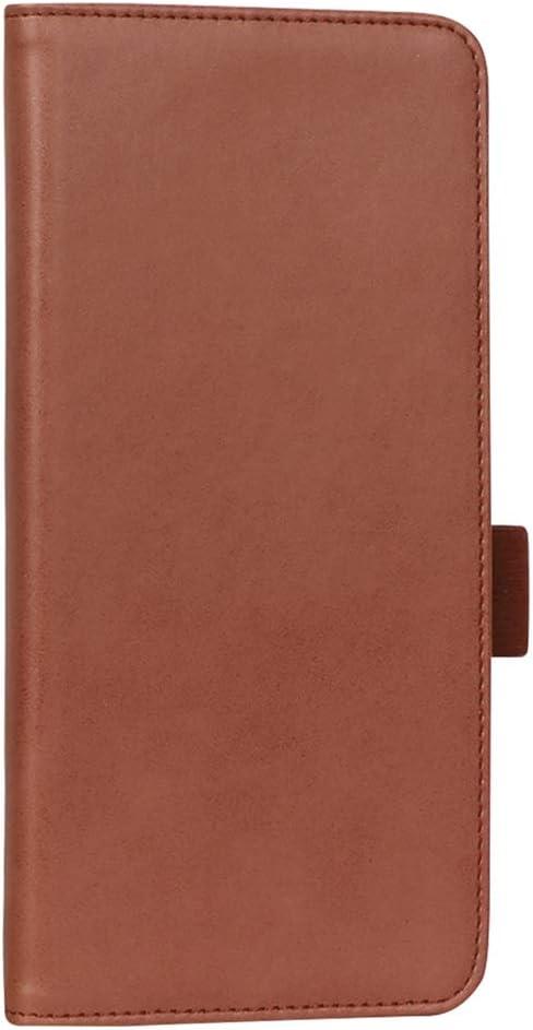 ISIN Premium PU Folio Protective Case Stand Cover for 6.95-inch Lenovo Tab V7 PB-6505M 6505NC (No for Lenovo Tab7 TB-7504,Tab7 Essential TB-7304, Tab M7 TB-7305, Tab E7) LTE Android Tablet PC(Brown)