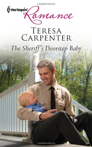 book cover of The Sheriff\'s Doorstep Baby