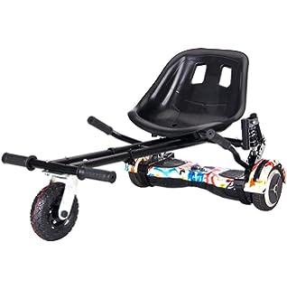 Asiento Patinete eléctrico - Asiento Innjoo Kart SH1: Amazon.es ...
