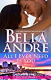 Book Cover for All I Ever Need Is You (The Sullivans Book 14)
