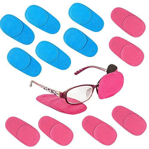 12pcs Amblyopia Eye Patch for Glasses to Treat Lazy Eye Strabismus Kids Eye Patch Lazy Eye Patch for kids Children