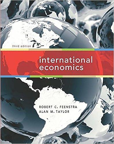 International economics robert c feenstra 9781429278423 amazon international economics third edition fandeluxe Choice Image