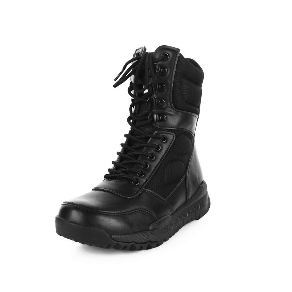 excellent.c Mens Casual Shoes Outdoor Tactical Boots with Sneakers