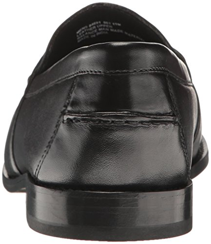 Nunn Bush Mannen Noah Penny Loafer Slip-on Black