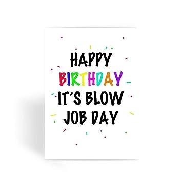 Funny Birthday Card Rude Birthday Card Boyfriend Birthday Husband