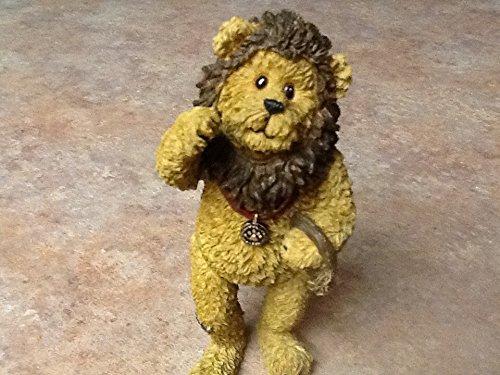 Boyds Bears Shoe Box - Lion 4.25