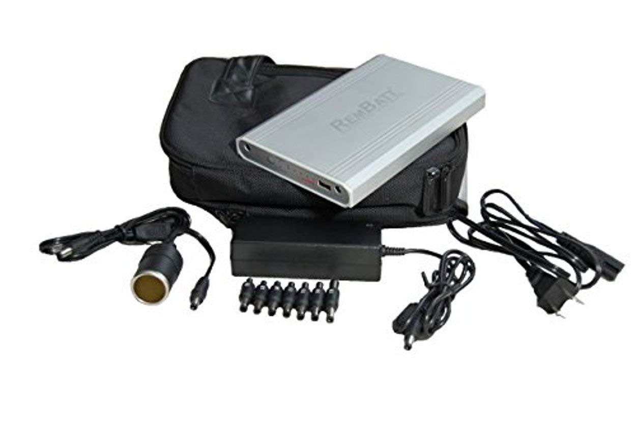 ResMed Airsense 10 CPAP Battery for Camping, Travel, Power Backup - Portable in Travel Case - Samsung ICR18650-26J