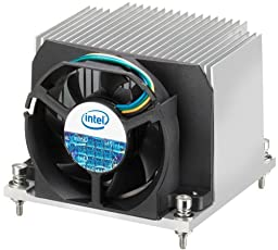 Intel Active Heat-Sink with Fixed Fan for LGA1366 Sockets (BXSTS100A)