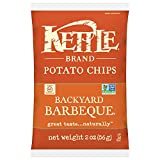 kettle chip bbq - Kettle Brand Potato Chips, Backyard Barbeque, 2 Ounce Bag (Pack of 24)
