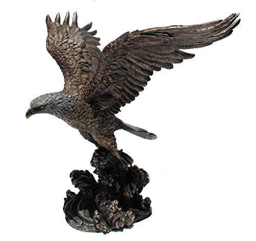 Cast Bronze Eagle - 1