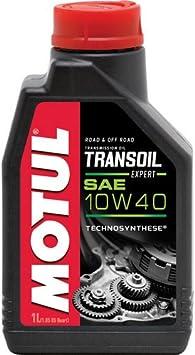 Motul 100963 Transoil Expert 10 W 40 1 L Auto