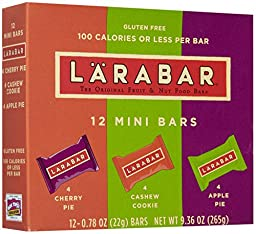 LARABAR Bars - Variety - 9.36 oz - 12 ct