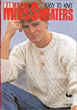 img - for Handsome Men's Sweaters (Easy to Knit Series) book / textbook / text book