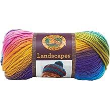 Bulk Buy: Lion Brand Landscapes Yarn (3-Pack) Boardwalk 545-201