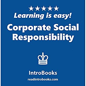 Corporate Social Responsibility Audiobook