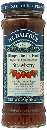 St. Dalfour Strawberry Conserves - 10 oz
