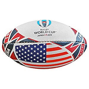 Gilbert Rugby World Cup 2019 USA Mini Ball