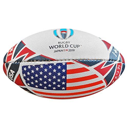 (Gilbert Rugby World Cup 2019 USA Mini Ball)