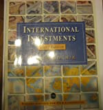 International Investments, Solnik, Bruno, 0201895013
