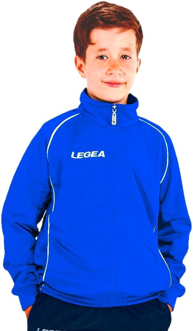 LEGEA Florida Light Junior Chaqueta de Chándal para Adulto Azul ...
