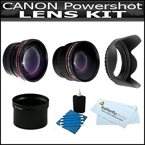 Review Lens Kit For The