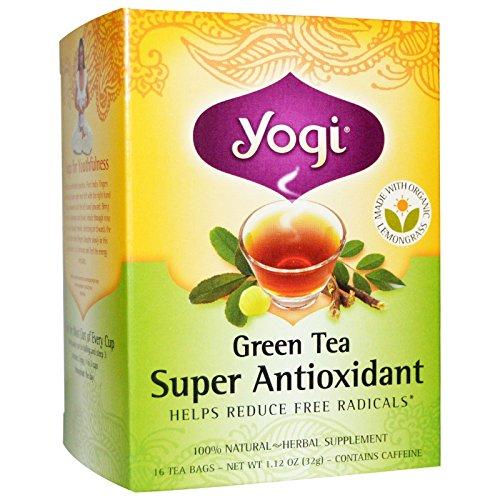 Yogi Tea - Green Tea Super Antioxidant, 16 bag