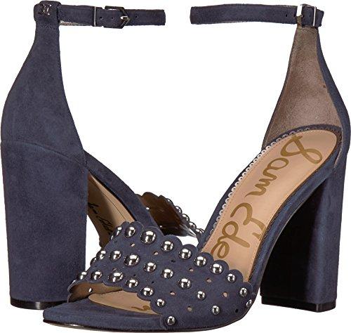 - Sam Edelman Women's Yaria Heeled Sandal, Inky Navy, 8 M US