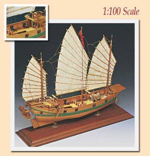 Amati Chinese Pirate Junk 16
