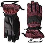 Burton Women's Prospect Glove, Port Royal Freya Weave, Large