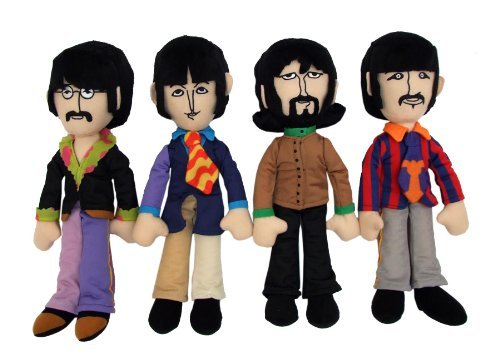 (Factory Entertainment The Beatles Yellow Submarine Plush Assortment)