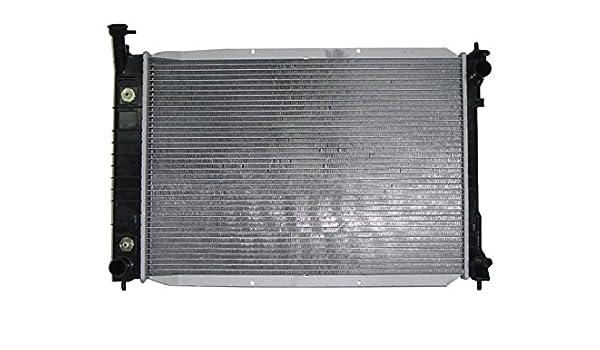 for 99-02 Mercury Villager Radiator Cooling Fan 3.3L, V6
