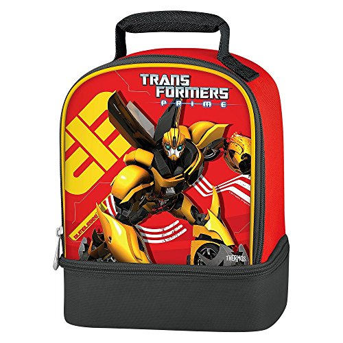 Thermos Dual Compartment Kit Transformers