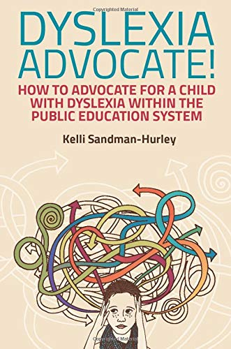 Image result for dyslexia advocate