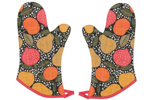 Now Designs Oven Mitts Grove